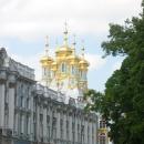 Дворцовая церковь на территории Екатерининского парка.