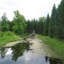 Екатерининский парк. Пушкин (Царское село). Санкт-Петербург.