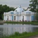 Павильон «Грот» в Екатерининском парке. Пушкин (Царское село).