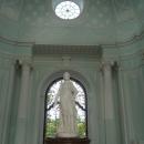 Павильон «Грот». Скульптура Екатерины II.