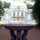 Павильон «Эрмитаж» в Екатерининском парке. Пушкин (Царское село).