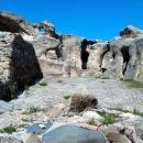 Пещерный город Уплисцихе. Грузия.