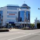 Граница Центрального района Сочи.