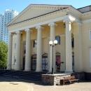Центр Сочи. Летний театр.