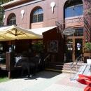 Кафе в центре Сочи.