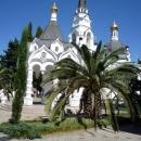 Храм Архангела Михаила в городе Сочи.