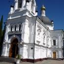 Собор Архангела Михаила в Сочи.