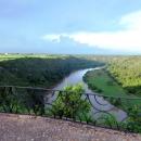 Долина реки Чавон. Доминиканская Республика.