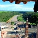 Смотровая площадка в Альтос де Чавон. Доминикана.