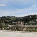 Католическая церковь всех наций (Базилика Агонии Господней) на Масличной горе в Иерусалиме.