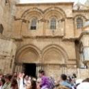 Храм Гроба Господня (Храм Вознесения Христова) в Иерусалиме.