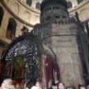 Храм Гроба Господня в Иерусалиме, где хранятся главные святыни христианства.