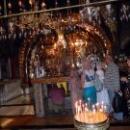 Храм Вознесения Христова в Иерусалиме хранит Гроб Господень и Голгофу.