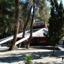 Ресторан «Золотое Руно». Город Пицунда. Абхазия.