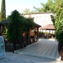 Кафе в Пицунде. Абхазия.