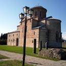 Пицундский храм X века, где звучит орган. Абхазия.