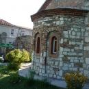 Базилика VI века в монастырском комплексе Пицунда.