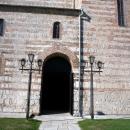 Пицундский храм. Абхазия.