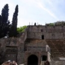 Большой театр в городе Помпеи. Рядом находится малый театр.