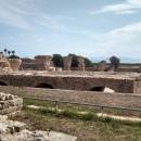Раскопки древнего Карфагена. Тунис.