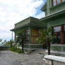 Главный вход на дачу Сталина в Абхазии. Холодная речка.