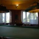 Бильярдная комната на даче Сталина в Абхазии. Холодная речка.