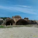 Развалины Карфагена в Тунисе.