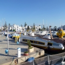 Курорт Порт Эль-Кантауи (Port El Kantaoui) в Тунисе.