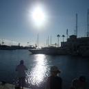 Морская прогулка в Тунисе.
