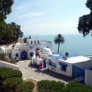 Сиди-Бу-Саид - экскурсионный город в Тунисе.