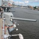 Крейсер «Аврора» - крупнейший военный музей Российской Федерации в центре Санкт-Петербурга.