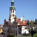 Костёл Рождества Господня (Лорета) в Праге. Чехия.