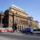 Национальный театр в Праге — главный театр Чехии.