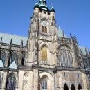 Главный собор Чехии - Собор Святого Вита в Праге.