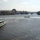 Прогулки на катере по рекам и каналам Чехии.