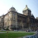 Национальный музей Праги. Чехия.