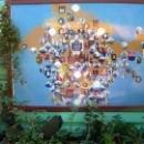 Информационные стенды о жизни А.П. Чехова на территории дачи в Гурзуфе.