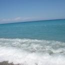 Побережье Эгейского моря. Пляжный отдых в Турции.