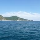 Черное море в Дивноморском.