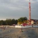 Пляж в Дивноморском.