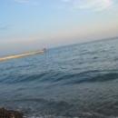Черное море на курорте Дивноморское.