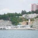 Дивноморское у Геленджика.