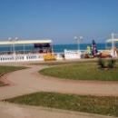 Набережная на курорте Дивноморское.