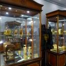 Экспонаты в музее янтаря в Калининграде.