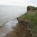 Крутые берега Азовского моря. Должанка.