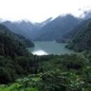 Горное озеро. Абхазия.
