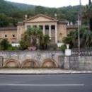 Гагра. Зимний театр. Абхазия.