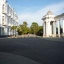 Архитектура столицы Абхазии. Сухум.