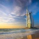 Burj Al Arab Deluxe  Отель Парус в Дубай