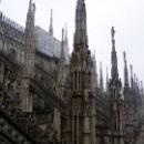Миланский собор 5 по величине в мире.